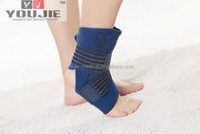 Sports support elastic neoprene ankle brace