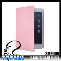 various candy color high quality glossy waterproof case for ipad mini2