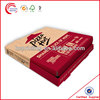 2014 hot sale carton pizza box