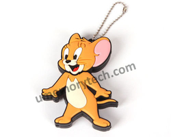 Best selling mouse and cat Shape Cheap usb flash drive memory stick