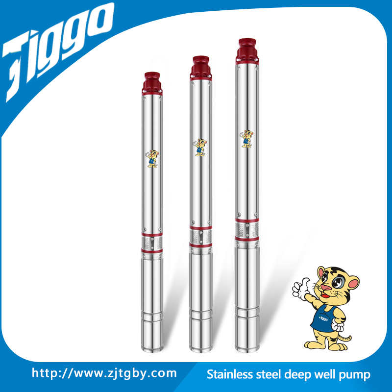St inch diameter water submersible deep well