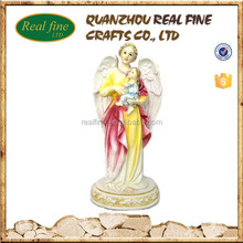 High quality wholesale custom fairy with baby figurines for sale
