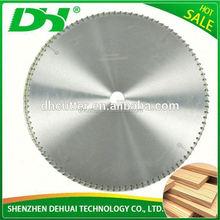 Professional performance abrasive circle saw blade using cutting
