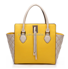 yellow plastic bags for women wholesale and OEM factory in China