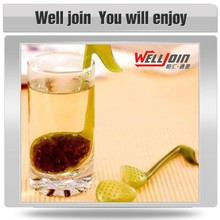 Top sale guaranteed quality silicone tea infuser