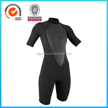 Short Sleeve Neoprene Surf Wetsuits