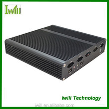 Iwill X4 mini itx computer case for industrial computer