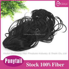 Instock Claw Clip in Braids Hairpieces,high ponytail waterfall Micro braided hair wig