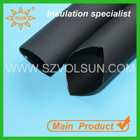 Waterproof insulation plastic tube for electrical wire