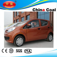 China coal group factory price 60km/h Max. Speed Auto Electric Car