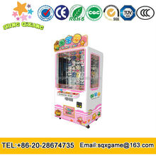 Amusement park gift vending machine arcade toy claw machine for sale
