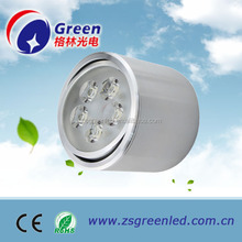 Led kitchen ceiling lights Aluminum 5w led surface mounted downlight CE & RoHS