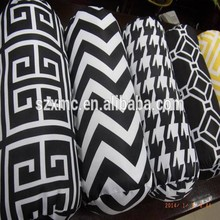Cheap Wholesale Black and White Stripe Brief Design Funny Long Body Pillow