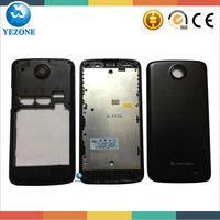 Original Mobile Phone Case For Lenovo S820 Full Housing Cover BacK Cover For Lenovo S820 Battery Door Housing Assembly