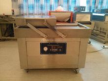 tray sealer DZ400/2SB double chamber vacuum sealer