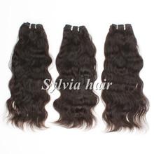 Wholesale No tangled brazilian virgin hair natural straight human hair queen weave beauty