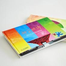 Color picture album printing