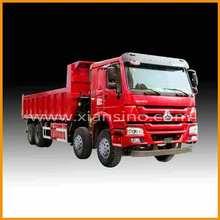 Sino Diesel Fuel Type 41-50ton loading capacity mining dump truck