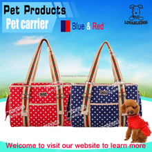 wholesale The stars printed pet carrier fashion,Window Design Lovely Dog Carry Bag