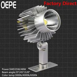 Industrial lighting 70w led high bay light high quality single arm design seiko aluminum housing ip65 led high bay light