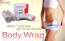 Hot Selling New Products Private Label Herbal Fat Burning Infrared Slimming Body Wraps for Cellulite Loss