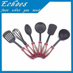 Food grade nylon 6pcs wholesale alibaba kitchen utensil