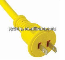 Japan coloured power cord