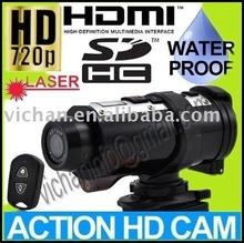 720P HD HEMI sports camera helmet