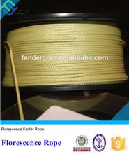 1.8mm blue 12 strand UHMWPE fibre fishing rope