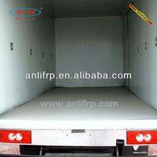 frp truck box bodies panel
