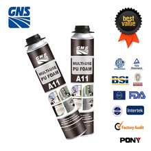 PU Foam diy spray foam insulation spray foam kits