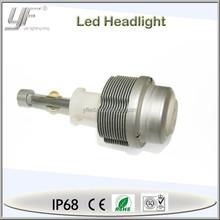 world best selling product motorcycle 12 volt led lights lamp bulb assembly, DC 6-70V custom car headlight kit