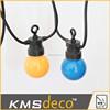 Factory wholesale G45/G50 bulbs led festive string lights holiday outdoor or indoor decoration