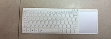 DIHAO Newest Ultra Slim Aluminum Wireless 2.4G keyboard