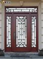 puerta de hierro forjado para puertas/puerta de entrada/puerta de seguridad