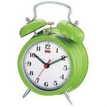 Home decor mechanical twin bell alarm clock