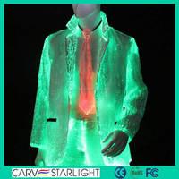 NEWEST luminous led light color changing tuxedos jackets