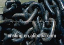 Utiliza anclas y cadenas, ancla de barco de la cadena para la venta