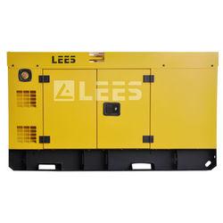 Heet! 12kw/15kva van diesel de fasewater Generator koelde het Stille Type drie AVR-systeem Minimumorde 5 reeksen