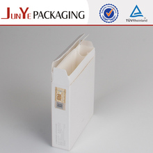 paper cigarette white box with custom printing