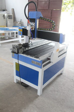 mini cnc Stone/glass engraving machine/used for marble/granite with high speed/adopts guide rails/good quality/color customized