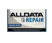 Top-rated ALLDATA V10.53 Alldata Auto Repair Software and Mitchell 2013 in 750G HDD fits win7 win8 xp system Hot Sale