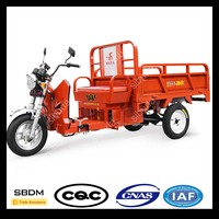 SBDM Diesel Gasoline Engine Tricycle For Disable