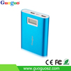 Guoguo high quality power bank LED display portable 10400mah mobile travel charger for iphone,ipad,ipod,MP3,Camera