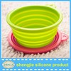 Collapsible Outdoor Cooking Bowls Fruit And Food Bowls