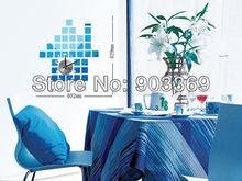 MAX3 brand blue diy original wall clock for wholesale