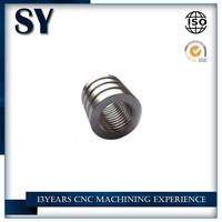 oem cnc steel turning service morse sewing cnc machine parts
