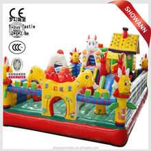 HOT! Inflatable bouncer castle/inflatable jumping castle bouncer