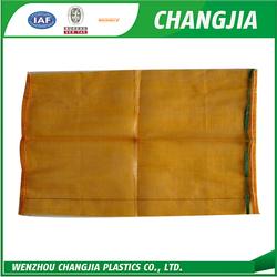 China new plastic onion/fruit mesh bag