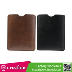 Leather Pouch for iPad Air 2 / iPad Air / iPad 4 3 2 / Other 9.7-inch Tablets, Size: 26 x 20.5cm